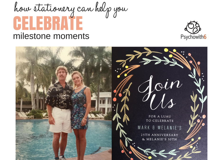 How Stationery Can Help You Celebrate Milestone Moments