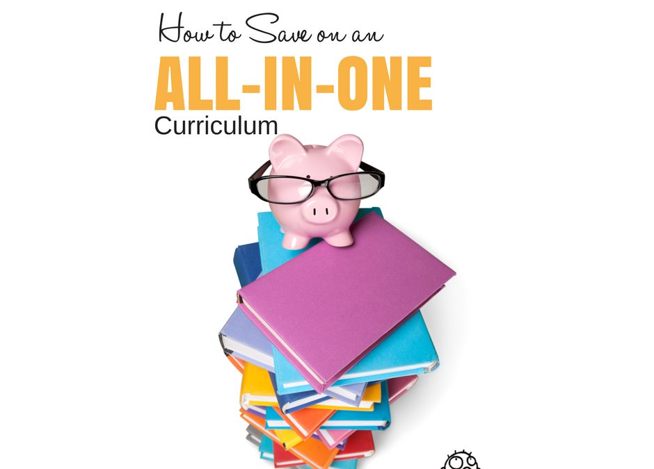 How to Save on an All-in-One Curriculum