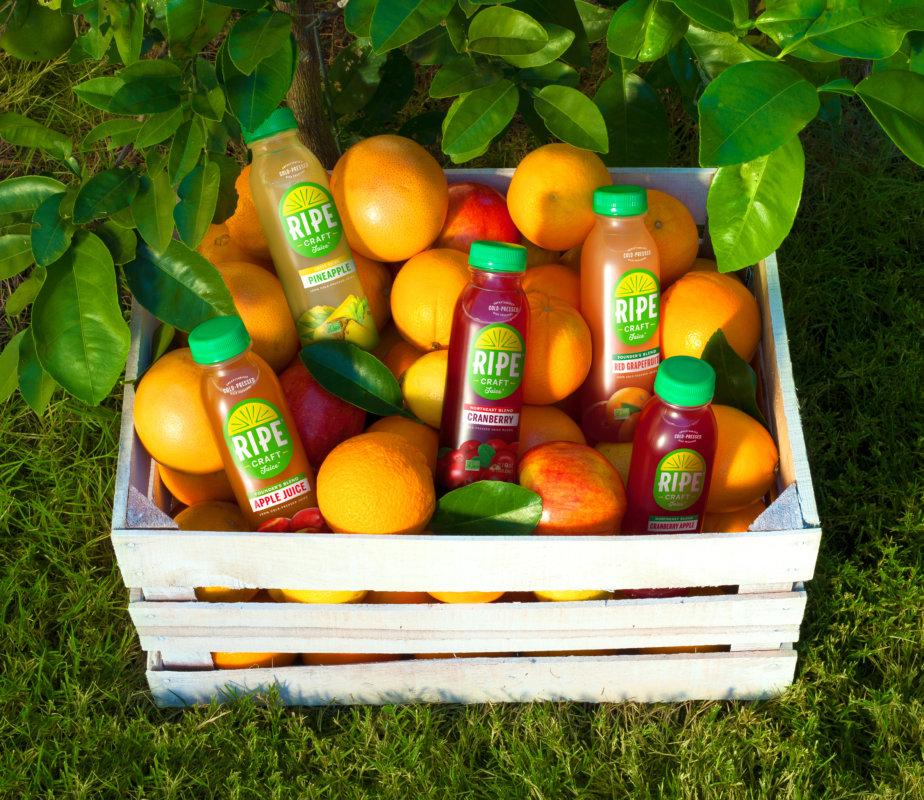 Ripe Craft Juice Whole Foods