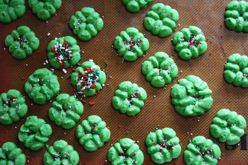 Mom S Christmas Spritz Plan To Eat