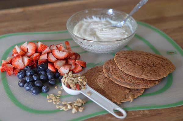 Pancake Parfait 1