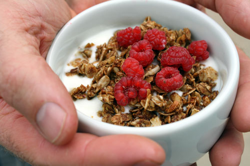 granola-and-yogurt