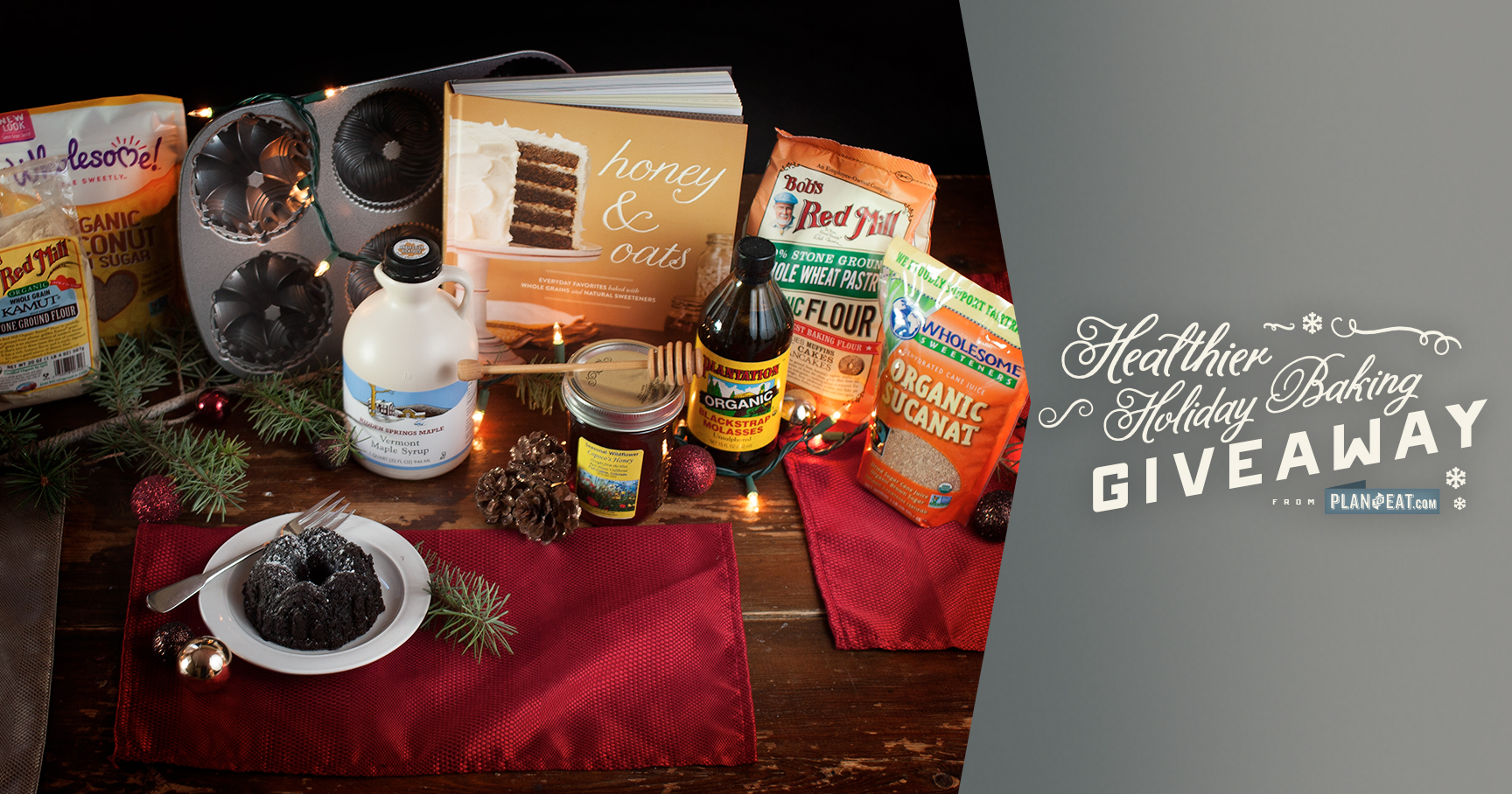 Healthier Home Baking Giveaway