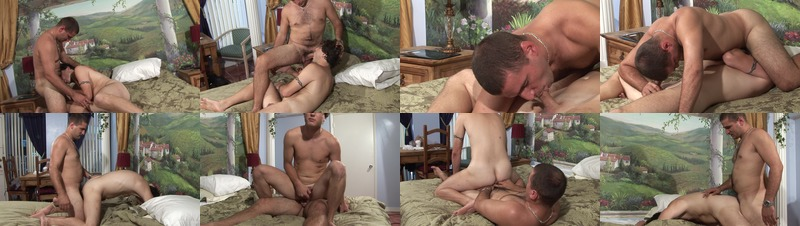 Lusty dude seduced pool cleaner so that back-scuttled his young tight butt