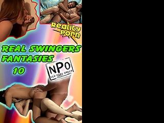 Real Swingers Fantasies 10