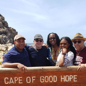 2019 SA Travel Group at Cape