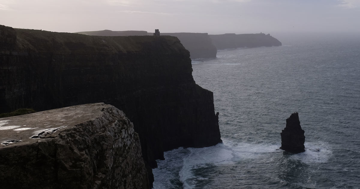 Cliffsofmoher Pearce