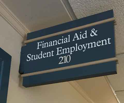 Home feature financial aid