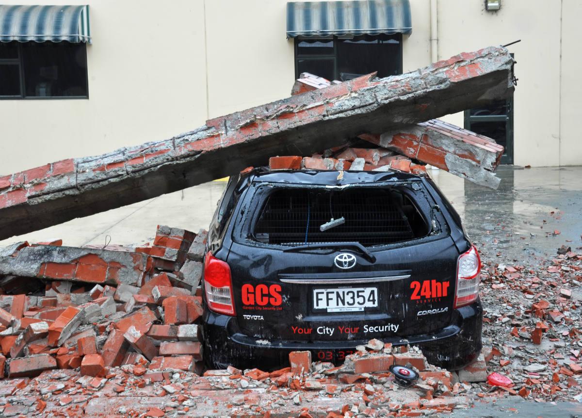 cosas que no debes hacer en un terremoto