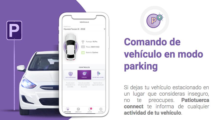 Patiotuerca Connect