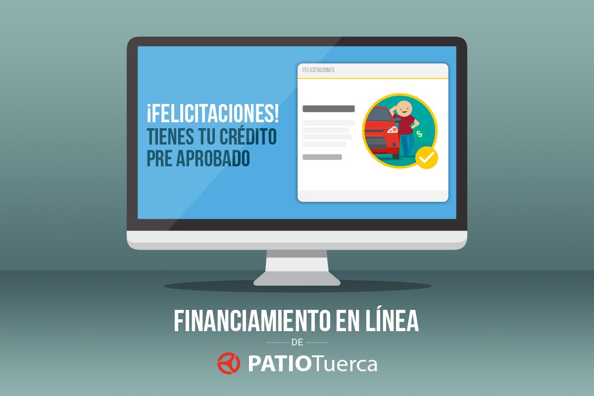 Financiamiento en Línea de PATIOTuerca