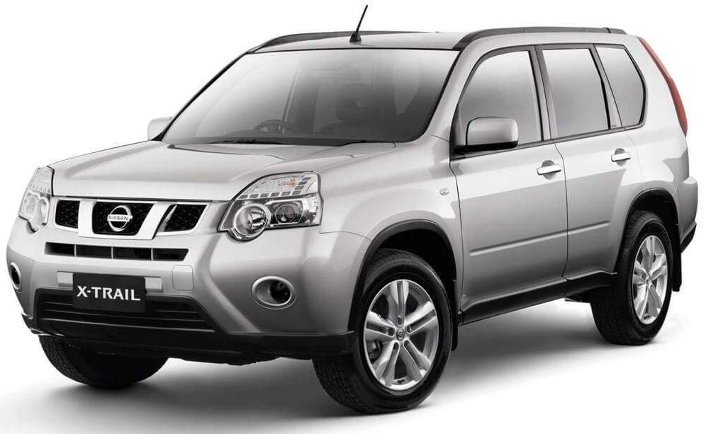 PATIOTuerca - Nissan X-Trail