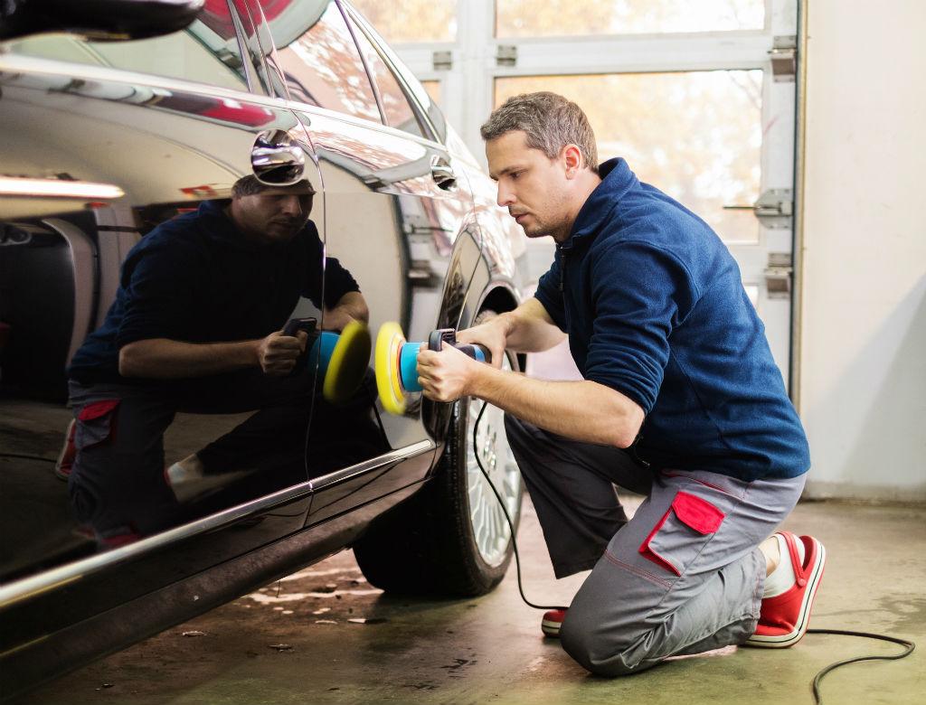 arreglar auto
