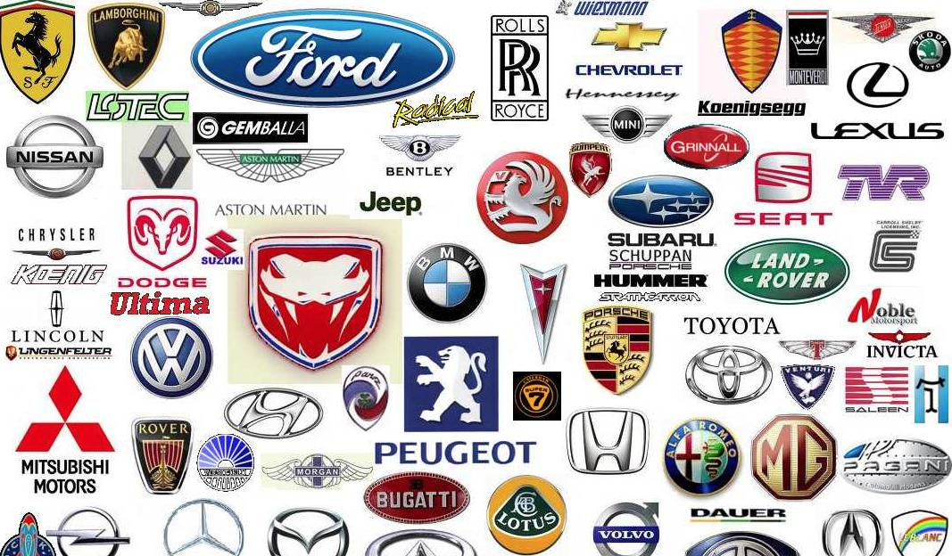 Que Significan Los Logos De Los Autos Parte Ii Blog De
