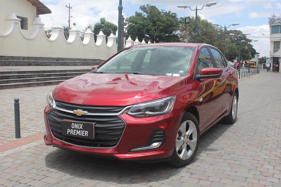 Chevrolet Onix 2
