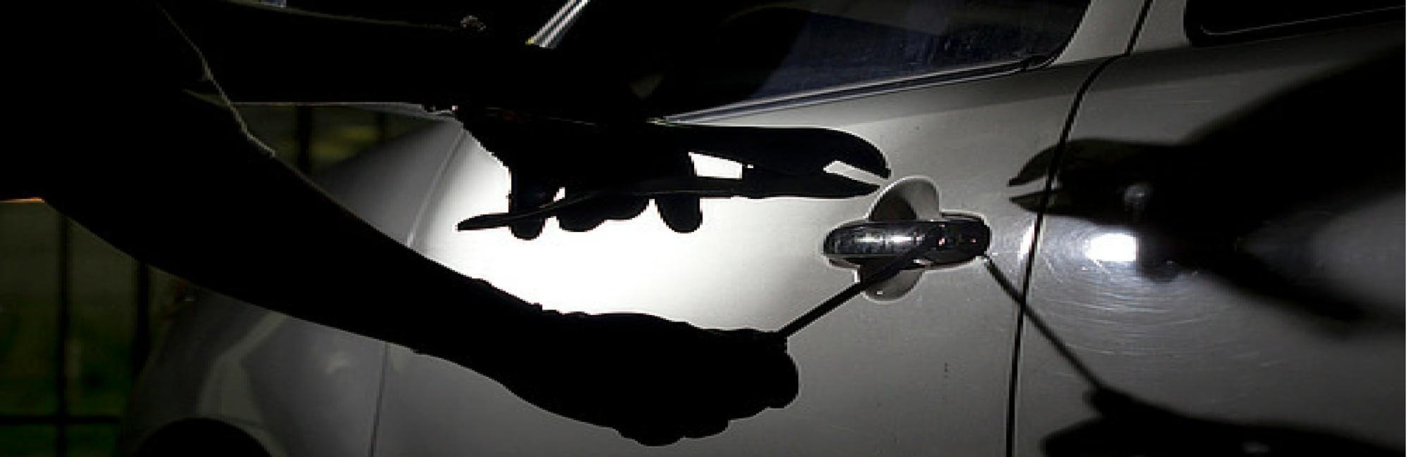 Los autos más robados de Panamá