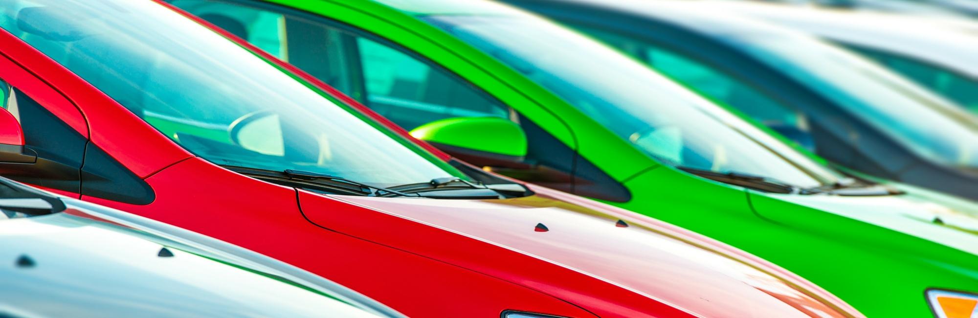 Autos colores