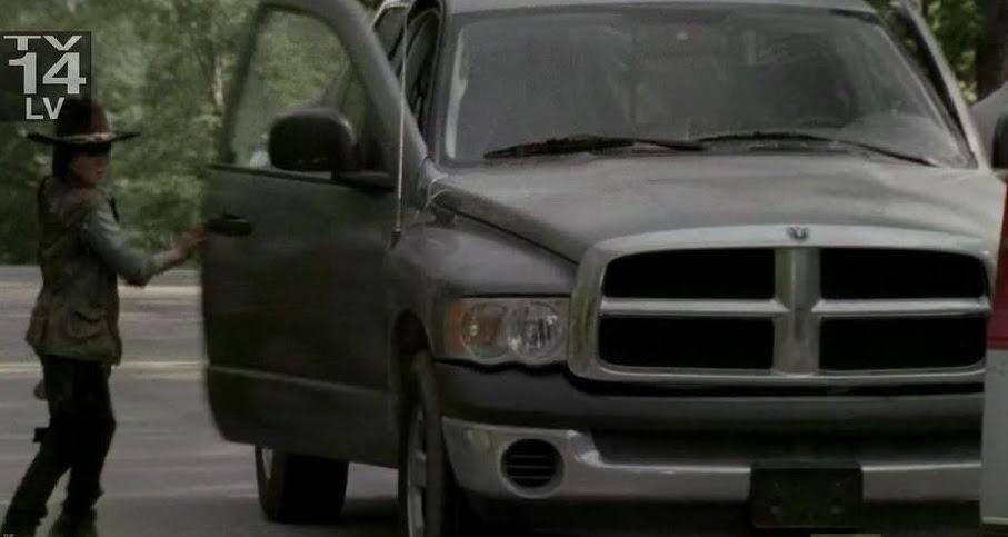The Walking Dead autos de la serie