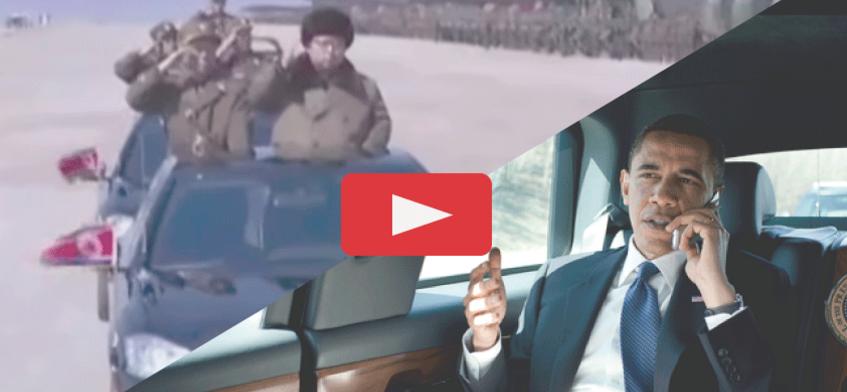 Video: ¿En qué se transportan los presidentes?