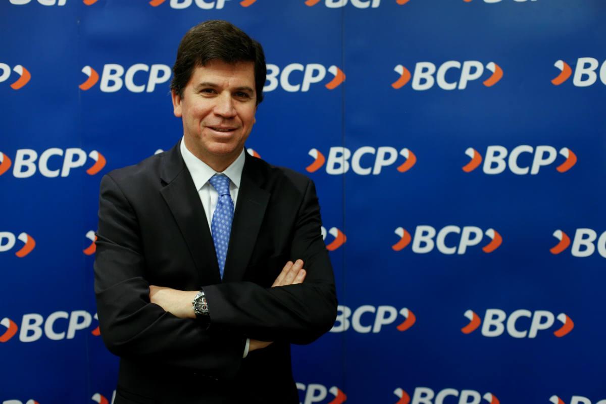 Dante Lindley, gerente de banca seguros y crédito vehicular BCP