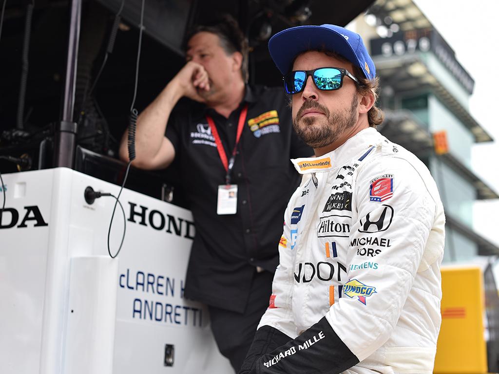 """Fernando Alonso debutará este fin de semana en las """"500 Millas de Indianapolis"""". El español se ha adaptado de manera positiva a la dinámica de correr en un circuito de tipo óvalo. El español ha ganado en Mónaco en un par de ocasiones"""