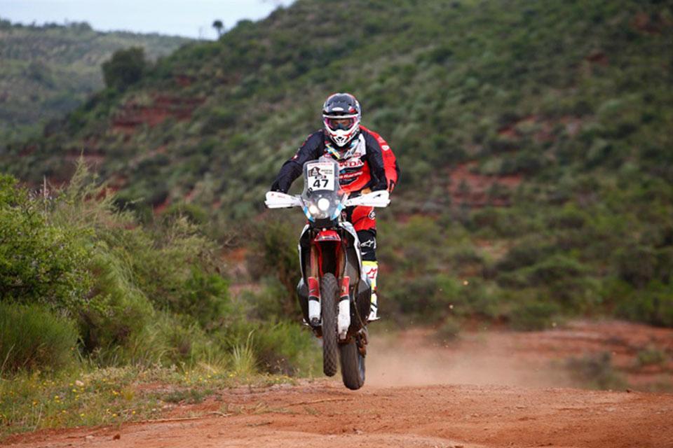 Motos del Dakar 2017|||