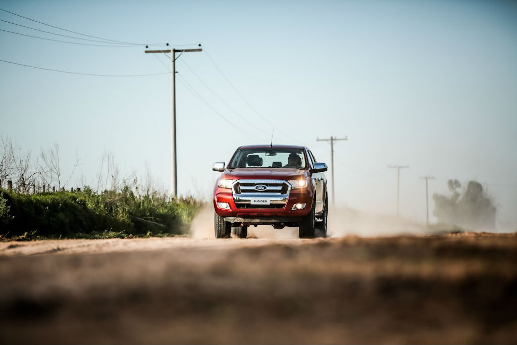 Ford Ranger Pick Up Inteligente
