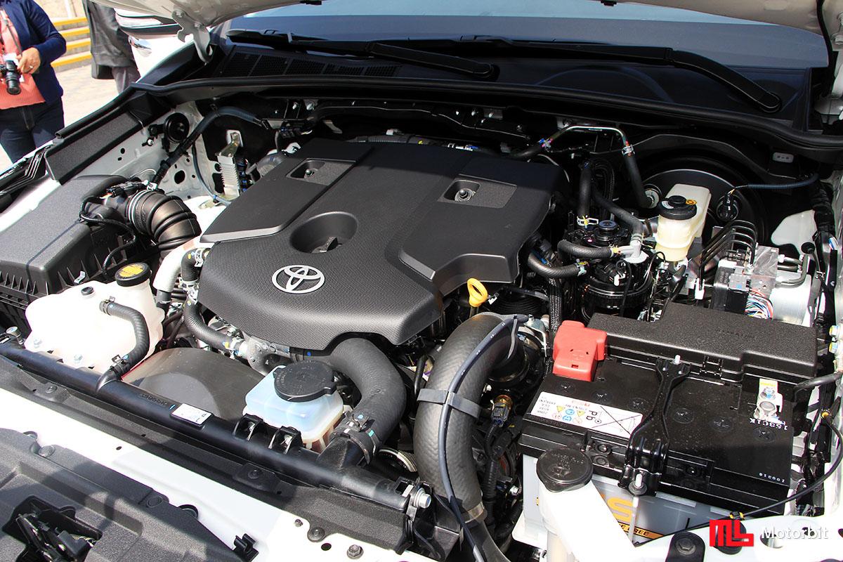 La nueva Toyota Fortuner 2016 está disponible en cuatro versiones Interior del Toyota Fortuner 2016 Toyota Fortuner 2016 Toyota Fortuner 2016