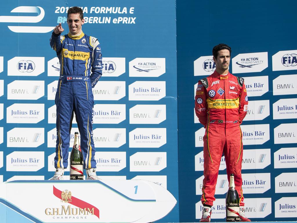 Un año después de perder el campeonato de la Fórmula E