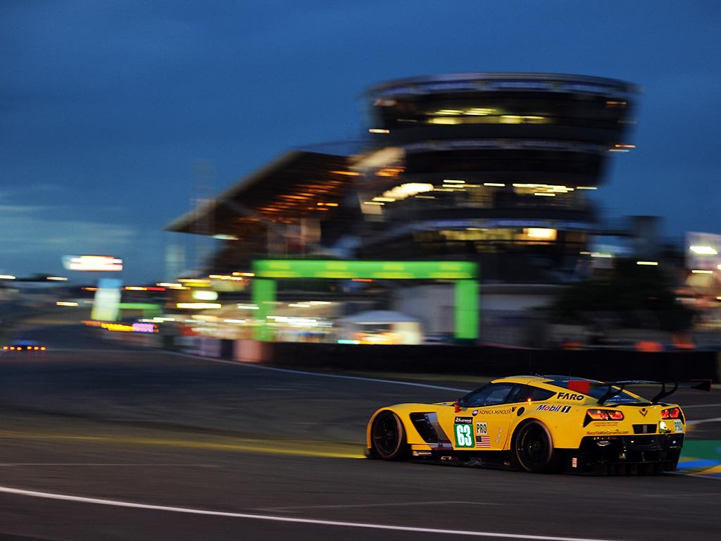 Chevrolet vuelve a Le Mans de la mano de Corvette