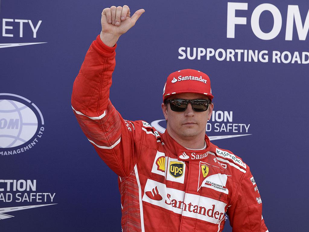 Kimi Raikkonen se llevó varios encabezados