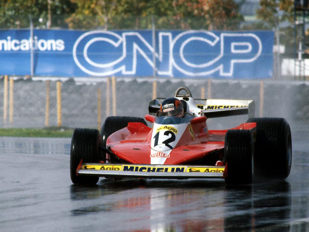 El triunfo en su tierra natal le permitió a Villeneuve tomar momentum para 1979