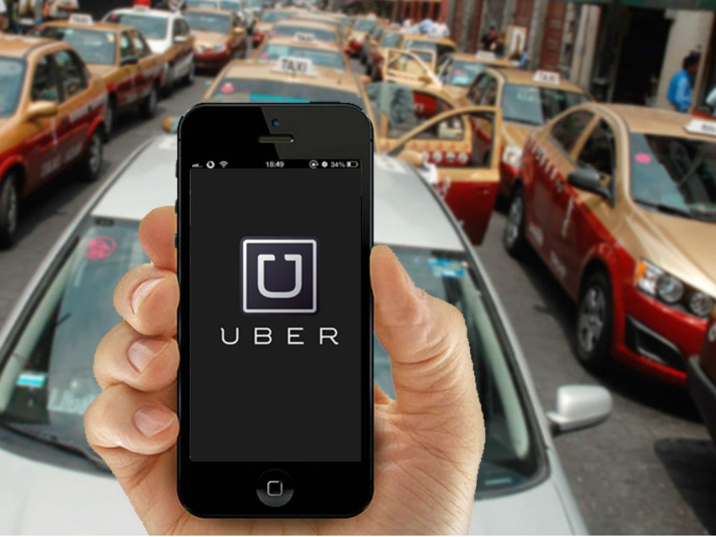 Uber para hoy no circula