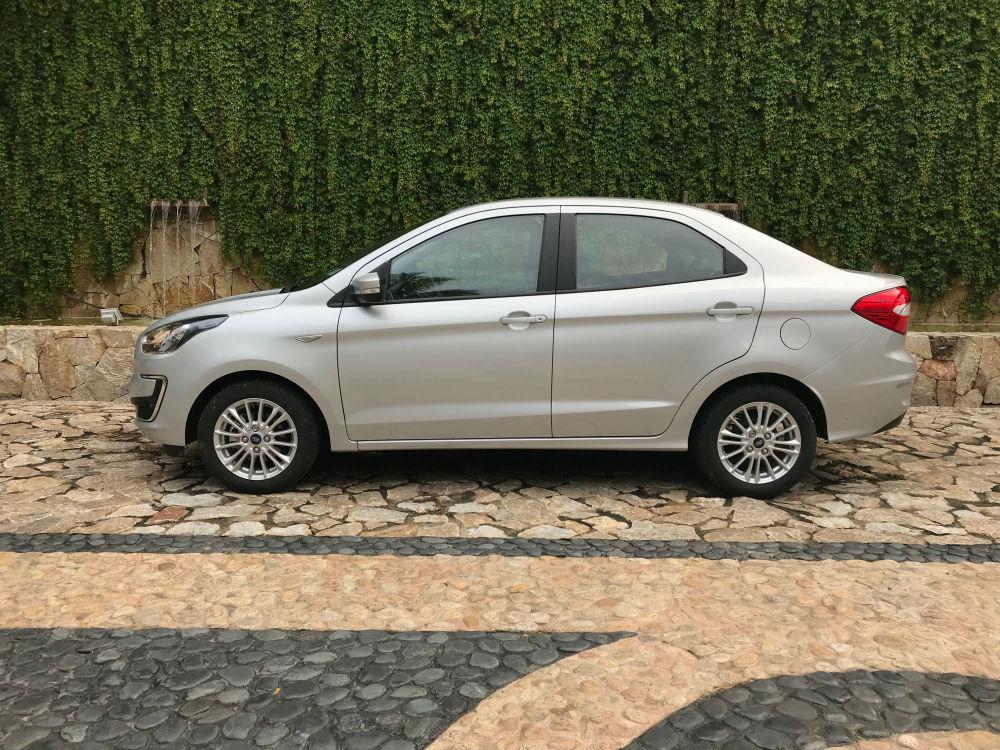 Ford Figo 2019