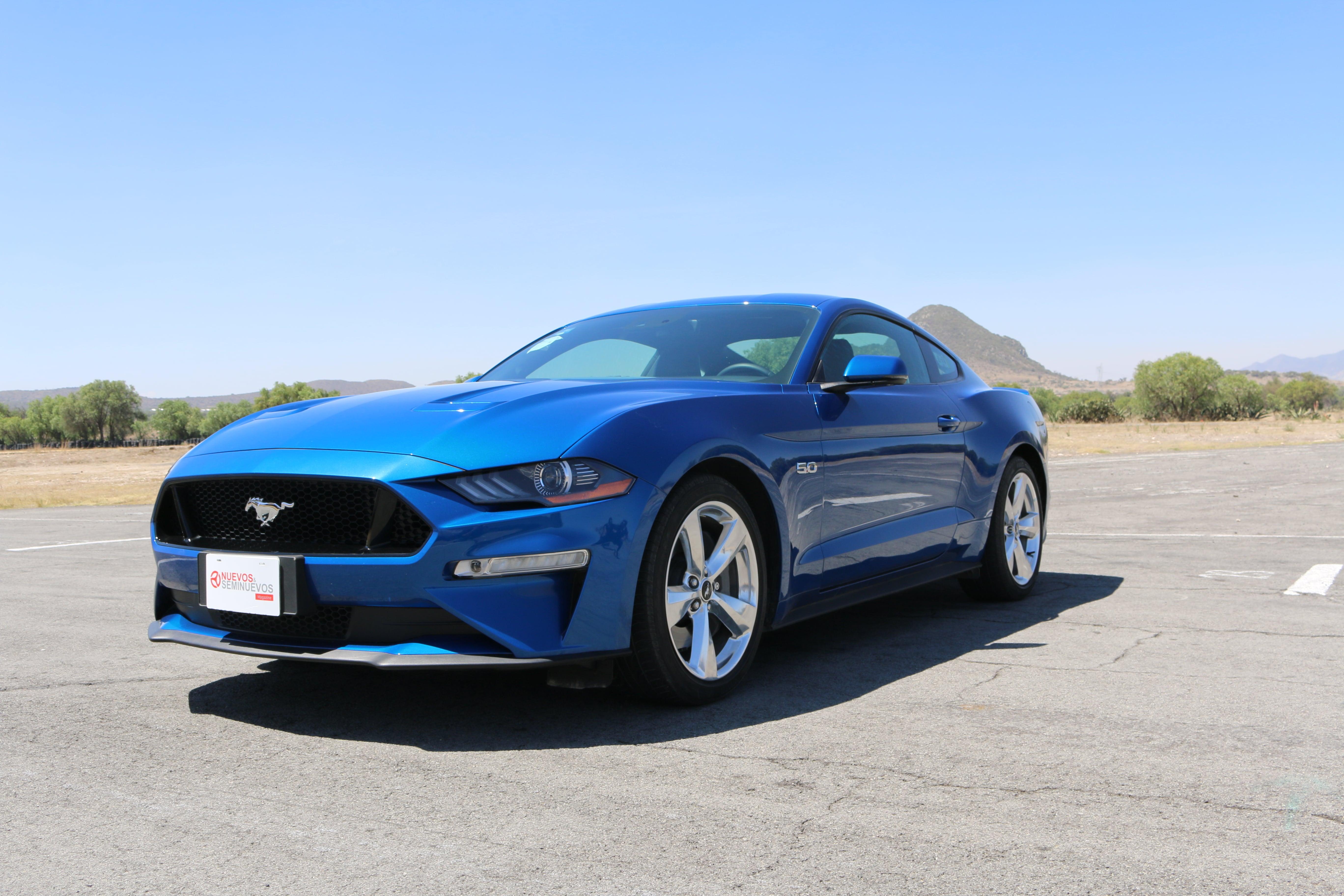 Mustang Automático 2019