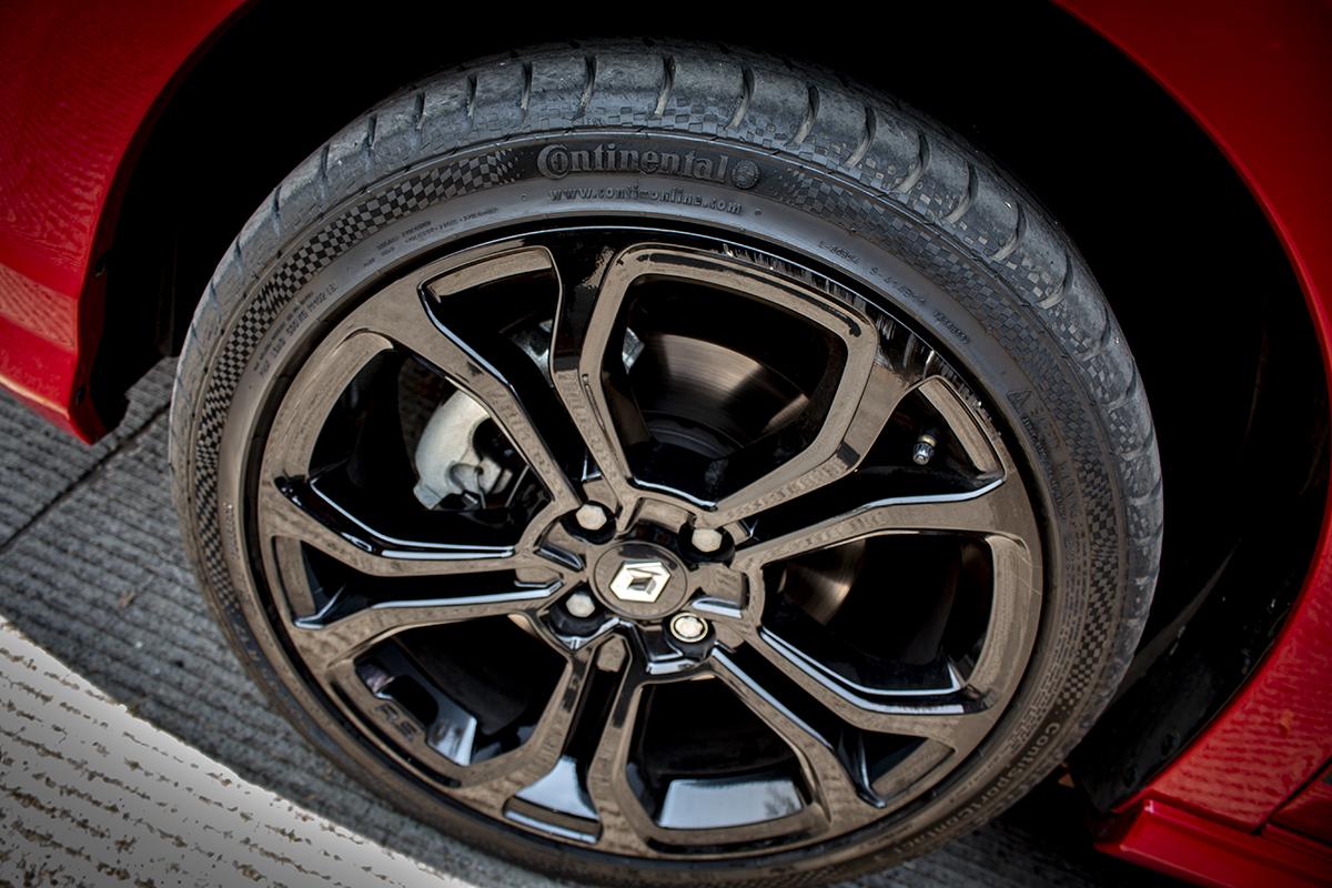 Rines de Aluminio Sandero RS