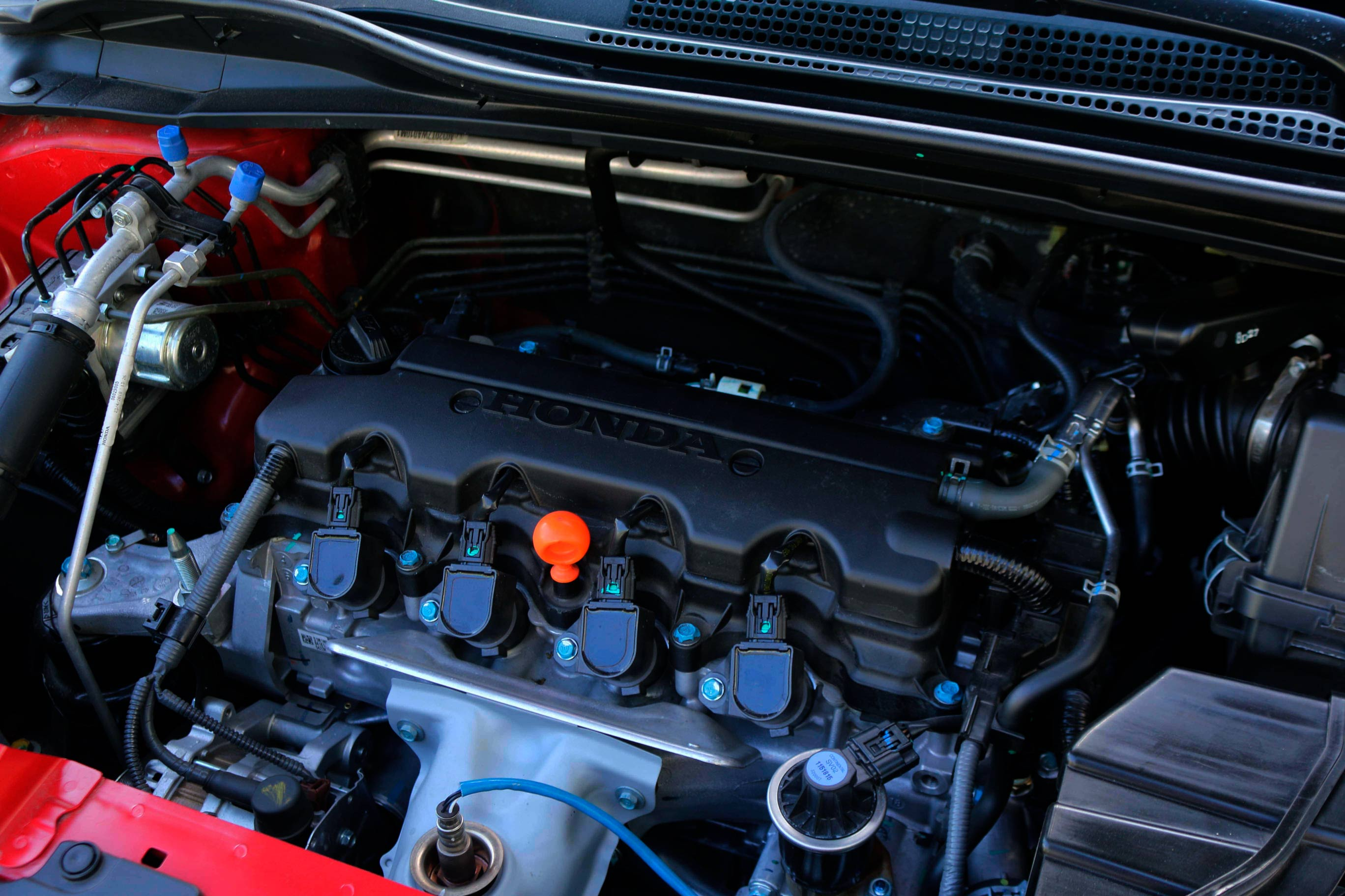 Motor Honda HR-V