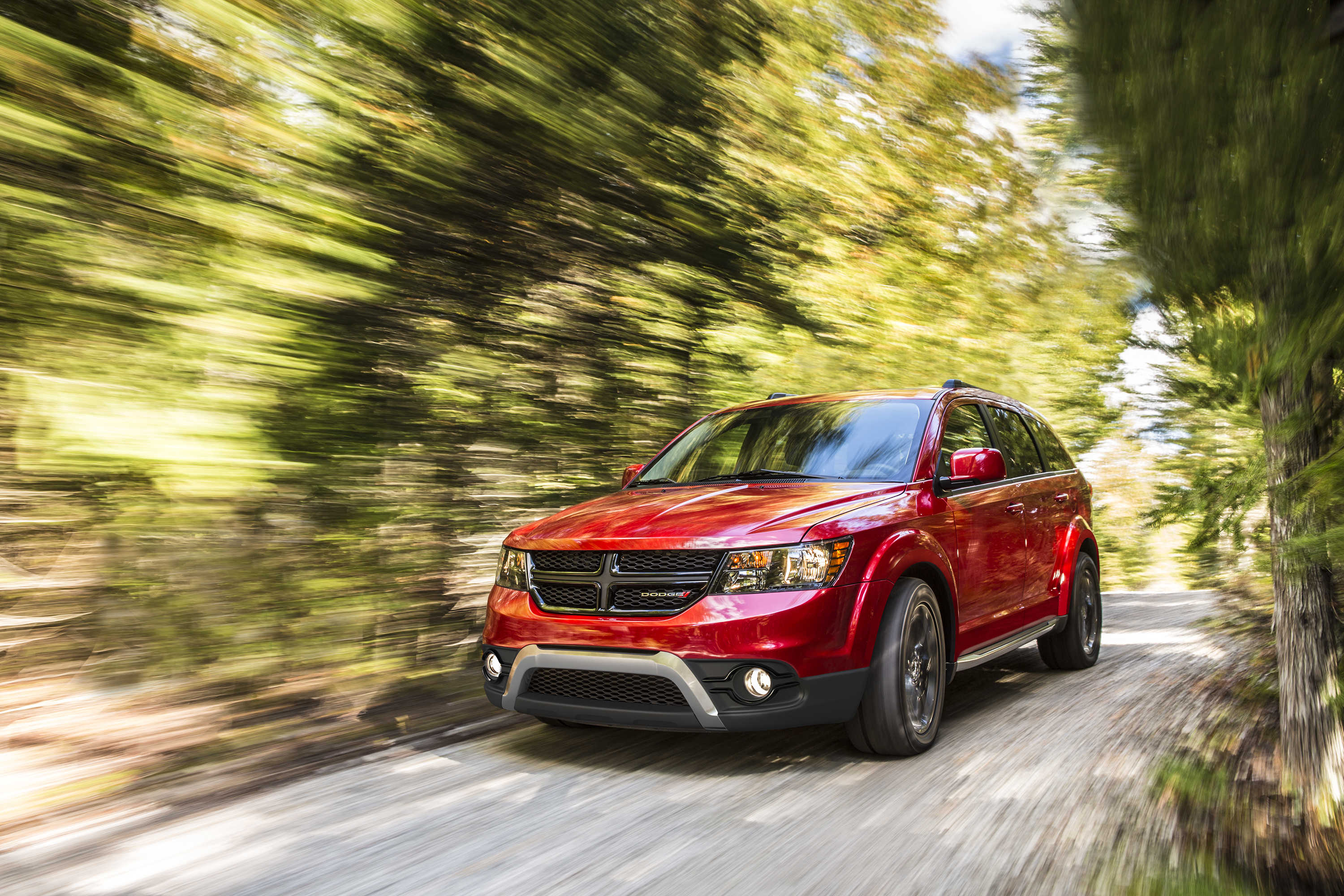 Dodge Journey 2019 en Mexico