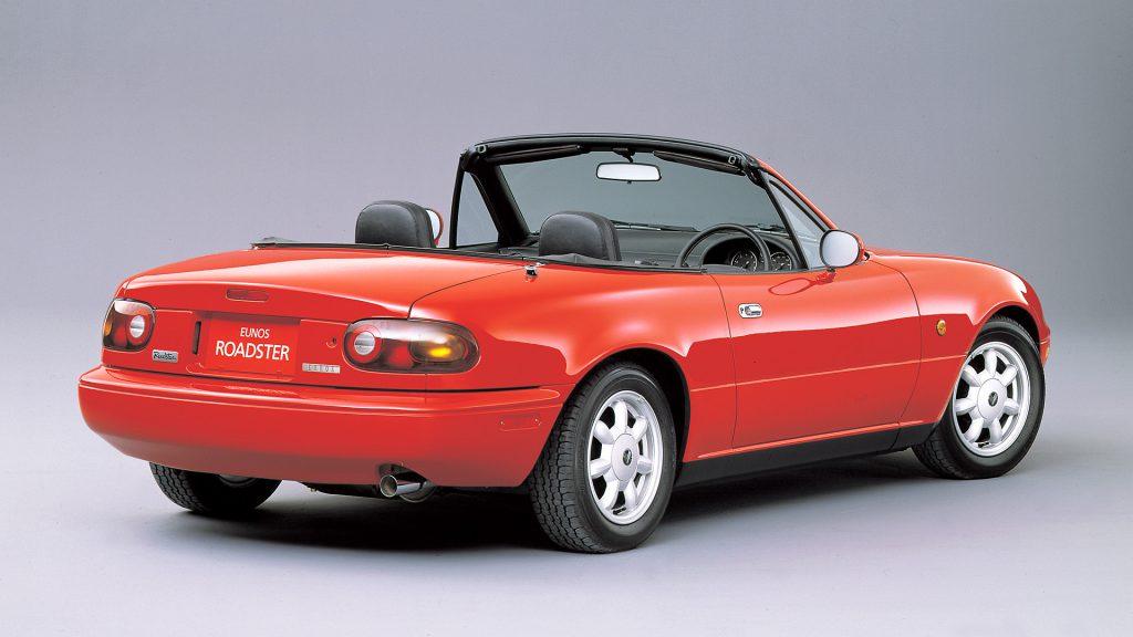 Mazda MX-5 de 1989, un concepto que llego para cambiar los autos deportivos a nivel mundial