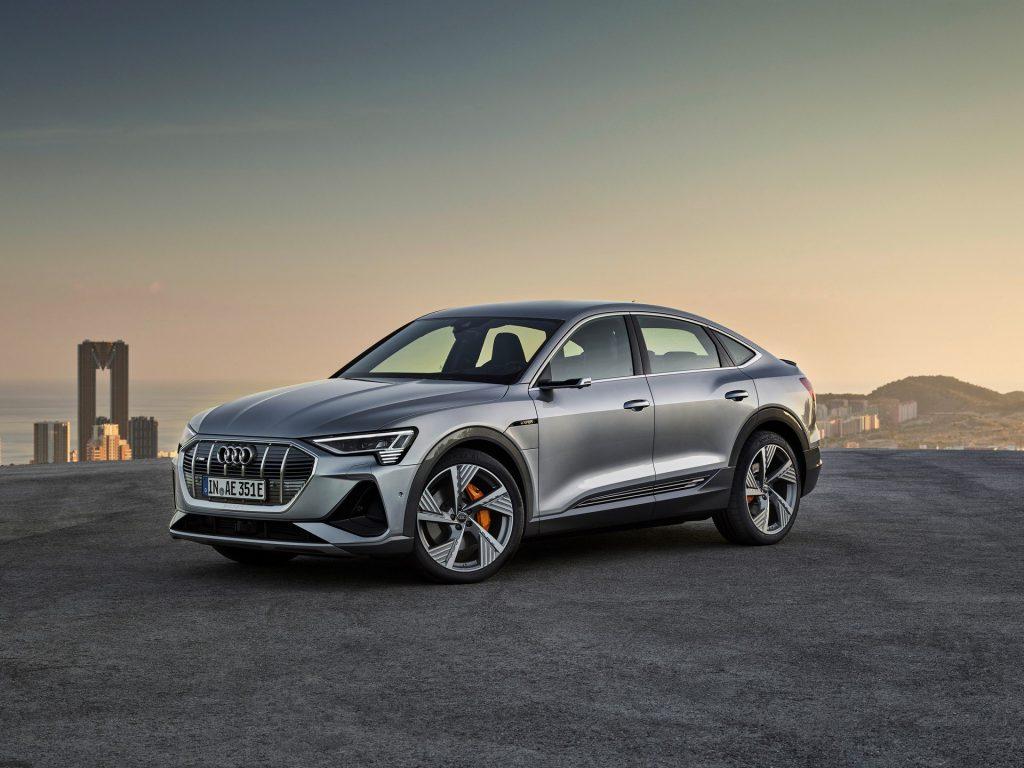 Audi E-Tron Sportback 2020 en Auto Show de Los Ángeles 2019