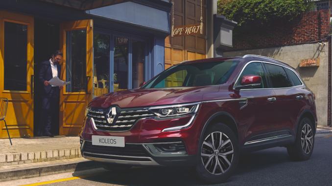 Nueva Renault Koleos 2020