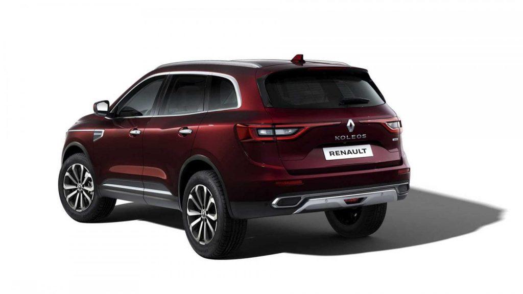 Sin miedo a ninguna pendiente Renault Koleos 2020
