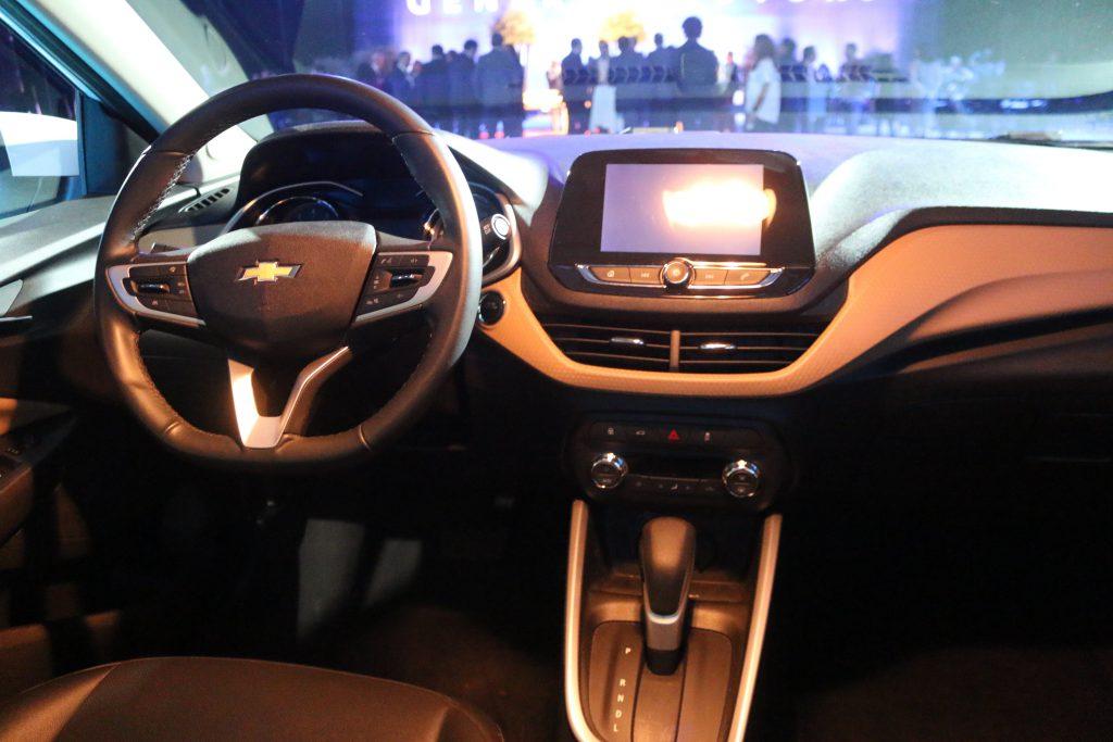 Chevrolet Onix 2020 equipamiento