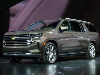 Nuevo Chevrolet Suburban 2021