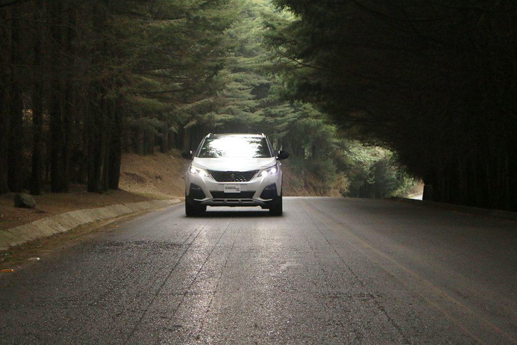 Luces LED en Peugeot 3008