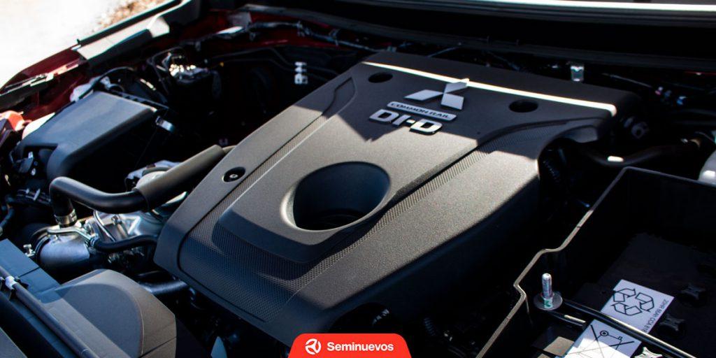 Mitsubishi L200 2020 motor Diesel
