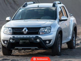 Renault Oroch 2020