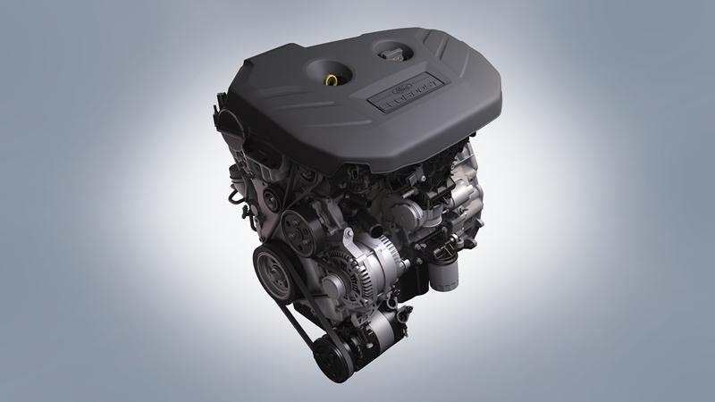 Ford Escape motor