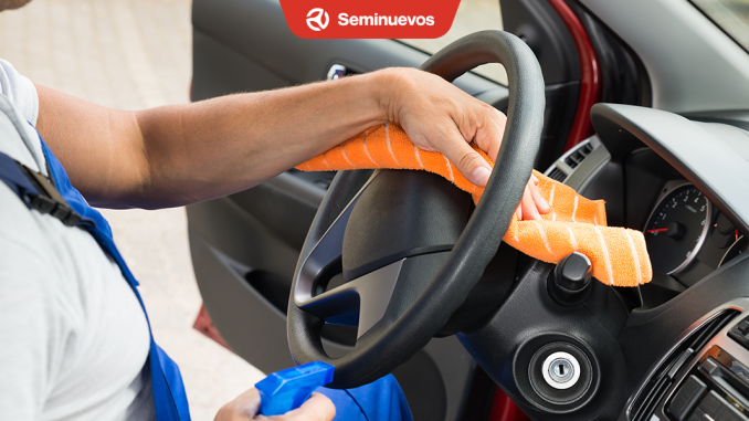consejos para proteger tu auto del coronavirus