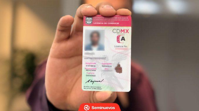 ¿Cómo tramitar una licencia de conducción?